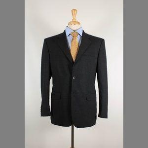 Banana Republic 38S Gray Wool Sport Coat 94-L